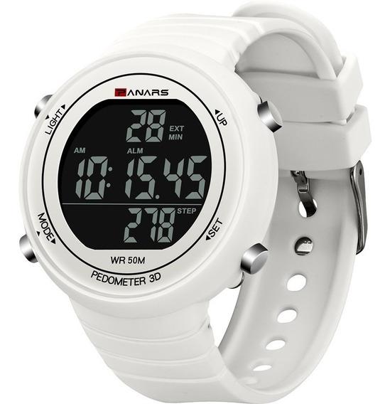 Relógio Feminino Panars 8201 Digital A Prova D