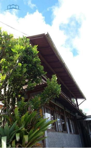 Casa Com 2 Dormitórios Para Alugar, 100 M² Por R$ 1.500/mês - Petrópolis/rj - Ca0006