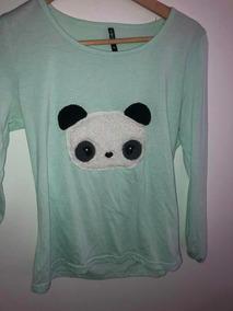 Pijama Niña Oso Panda
