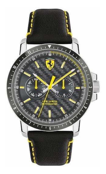 Reloj Para Hombre Ferrari Modelo: 830450 Envio Gratis