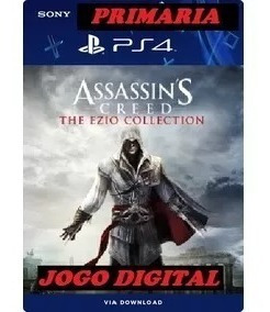 Assassins Creed The Ezio Collection Ps4 I