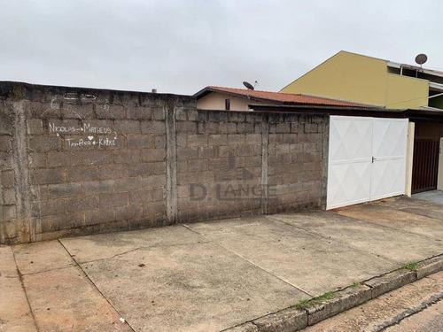 Ótimo Terreno Residencial No Jardim Pinheiros Em Valinhos - Te4545