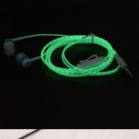 Fone De Ouvido Fluorescente - Alta Qualidade De Som