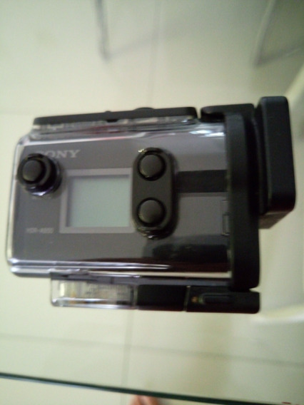 Filmadora Actioncam Sony Hdr-as50