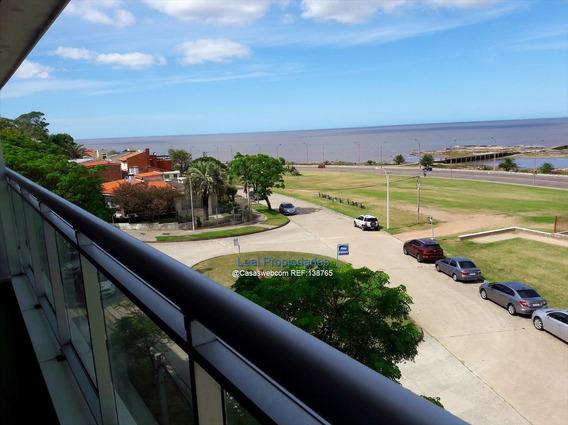 Penthouse Puertito Del Buceo -calidad Premium Frente Al Mar