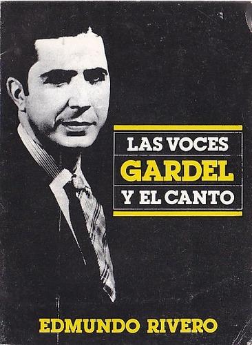 Imagen 1 de 4 de Las Voces Gardel El Canto Edmundo Rivero Tango Música Bs.as
