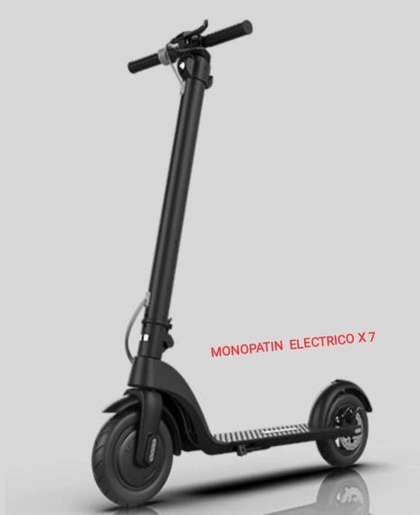 Monopatin Electrico Sunra -scooter X 7