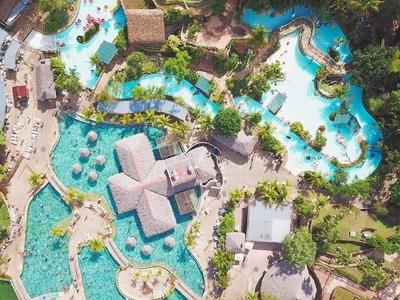 Rio Quente Resorts - 2 Pess. 3 Noites Aéreo + Hospedagem