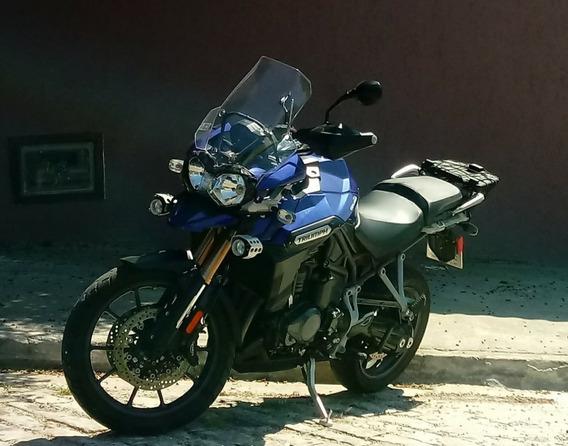 Triumph Tex 1200 Novissima Com 24000km Tudo Original