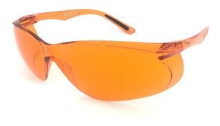 Oculos Visao Noturna Lentes Laranja Blue Control Supersafety