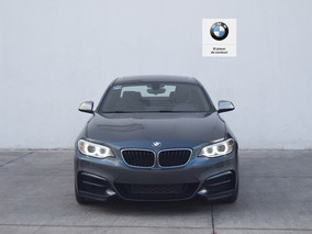 Bmw Serie 2 3.0 M235ia M Sport At Mensualidad Desde $8,740!!
