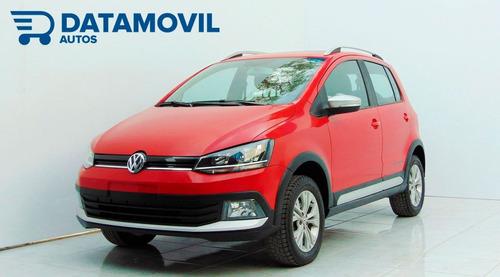 Imagen 1 de 12 de Volkswagen Crossfox 2017 1.6 Techo Corredizo Mt