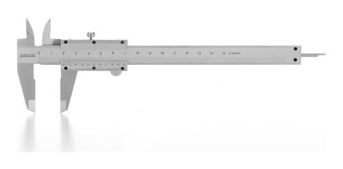 Calibre Mecanico Hamilton C10 Acero Inoxidable 150mm