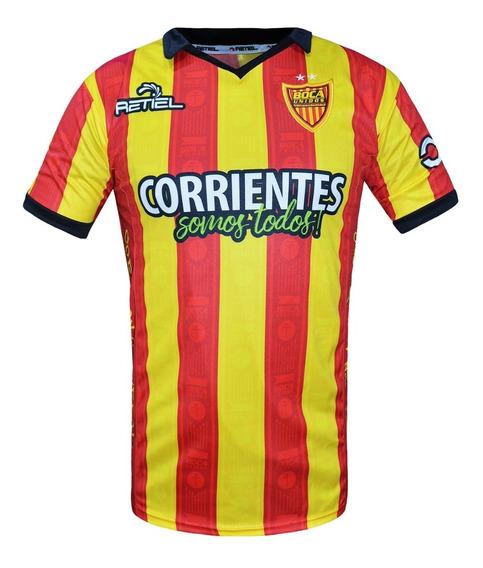 Camiseta Boca Unidos Retiel Titular 2019 Original