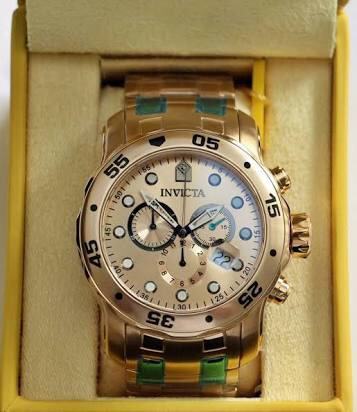 Relógio Original Invicta 0074 Original