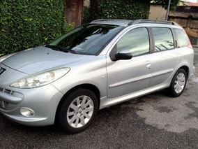 Peugeot 207 Sw 1.4 Xr Flex Manual 2009