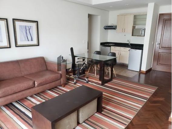 06856 - Flat 1 Dorm. (1 Suíte), Pinheiros - São Paulo/sp - 6856