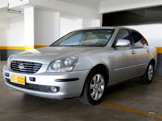 Kia Magentis 2.0 Ex Sedan 16v Gasolina 4p Automático 2008/20