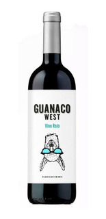 Vino Guanaco West Caja X 6 Unidades