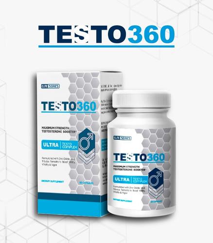 Testoultra 360 / Nuevo Mas Fuerte / Testo360 / Testo Ultra