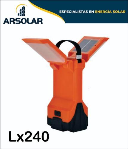 Imagen 1 de 1 de Apliques Led Solares 4w