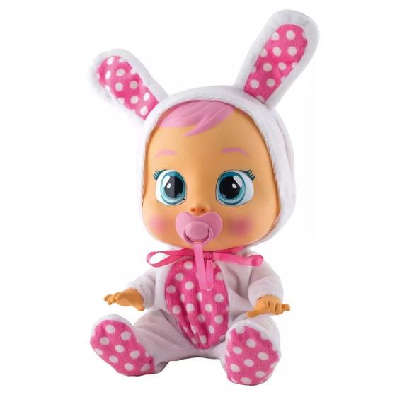 Boneca Cry Babies Baby Coney Br528 Chora Lágrimas Multikids