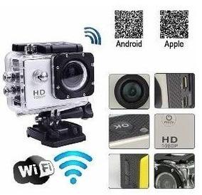Câmera De Ação Sports Full Hd 1080
