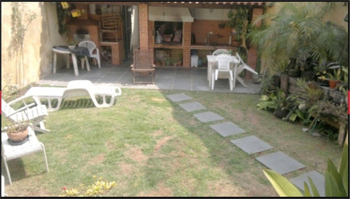 Imagem 1 de 20 de Sobrado C/260m2 - 4 Dorms/1 Suíte 2 Vagas - Reo104133