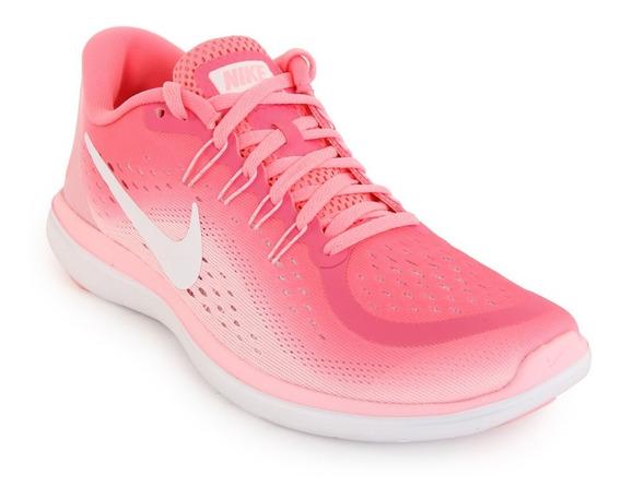 Tenis Nike Flex 2017 Unisex Running Super Flexible Y Comodo