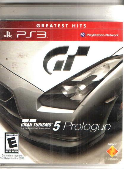 Gran Turismo 5 Prologue Fisica Ps3
