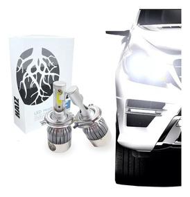 Kit Super Led 6000k Lumens 12-24v Par Xenon H4