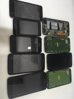 Lote Smartphone Diversos