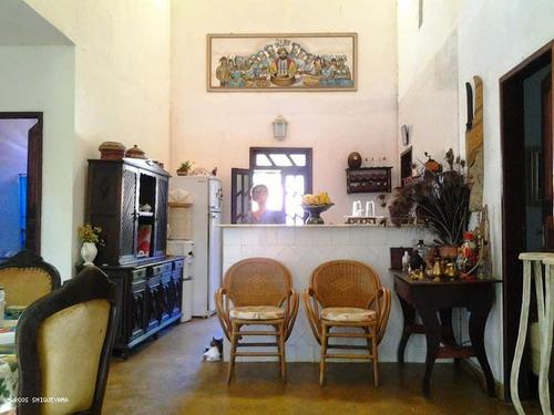 Imagem 1 de 15 de Chácara Para Venda Em Itaparica, Centro, 4 Dormitórios, 1 Suíte, 4 Banheiros - Da0038_2-1183280