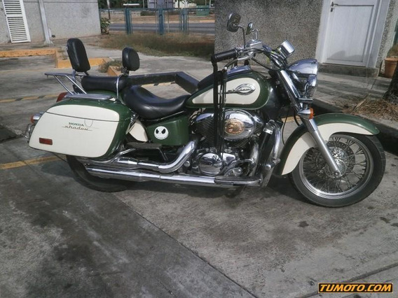 Honda Shadow 750 501 Cc O Más