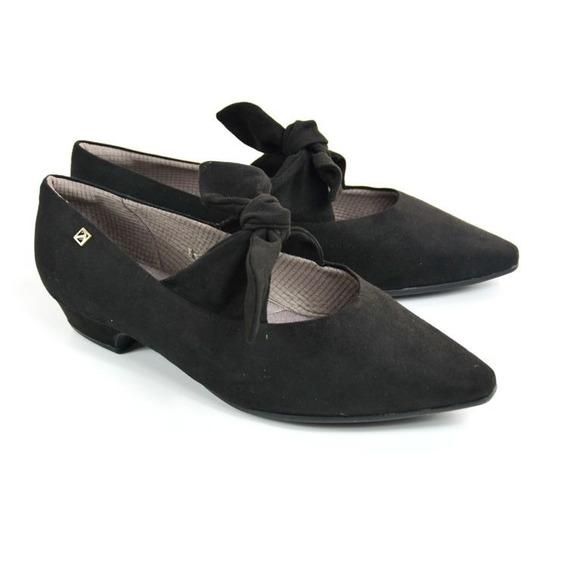 E Sapato Fem 278016 Preto Piccadilly 20881