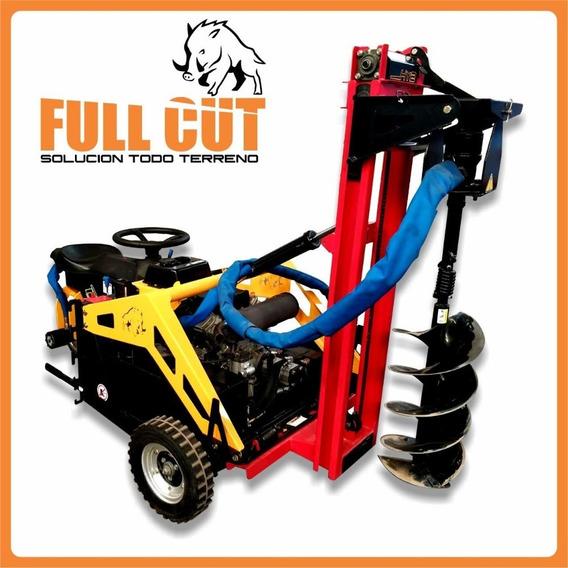Hoyadora Hidraulica Para Full Cut Hidrostatica