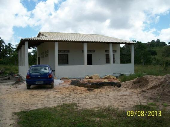 Sitio Caueira, Casa Nova Sem Uso, Vendo, Troco Menos Valor