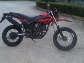 Italika Dm 150 Roja Con Negro Cualquier Prueba
