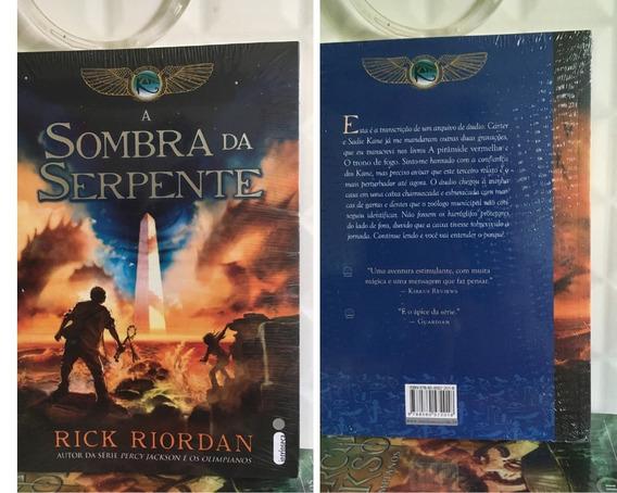 A Sombra Da Serpente-livro