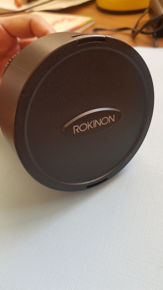 Lente Rokinon 14mm F/2.8 Grande Angular Para Nikon