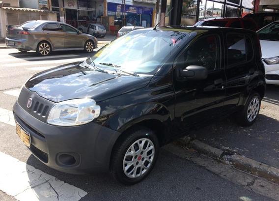 Fiat Uno 1.0 Vivace Celeb. Ano 2012