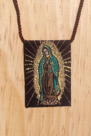 10 Escapularios De La Virgen De Guadalupe