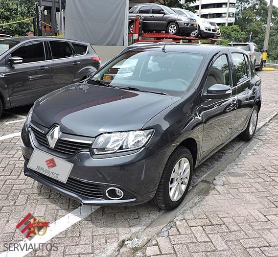 Renault Sandero Dynamique Mt 1.6 2018 Dsu140 - Gas/gasolina
