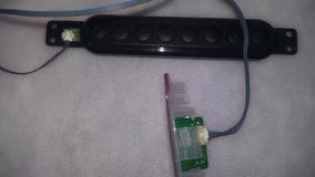 Teclado / Painel De Botões + Receptor Controle Lg 32ln5400