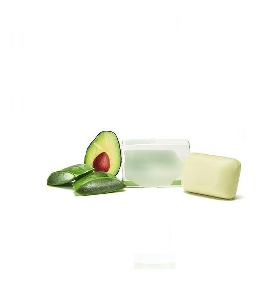 Avocado Face & Body Soap Forever Abacate E Aloe 4 Unidades