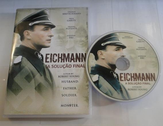 Dvd - Eichmann - A Solução Final (dublado E Legendado)