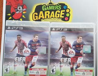 Fifa 16 Playstation 3 Ps3 Nuevo Sellado