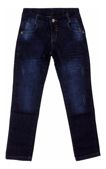 #kit 03 Calcas Jeans Femininas Infantil Menina Tam 2 A 16
