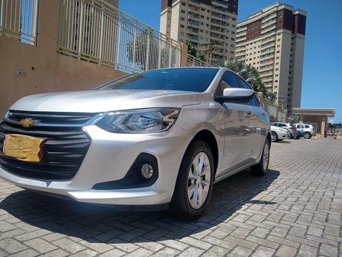 Imagem 1 de 13 de Chevrolet Onix 2020 1.0 Ltz Turbo 5p