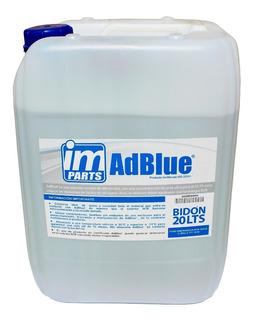 Adblue, Urea Para Control De Emisiones Nox 20lts